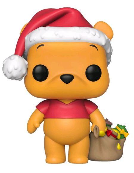 Figurine Funko Pop! N°614 - Disney Holiday - Winnie L'ourson