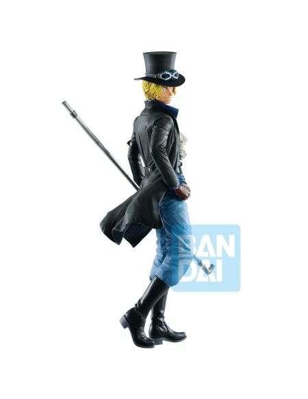 Figurine 20th History Masterlise - One Piece - Sabo
