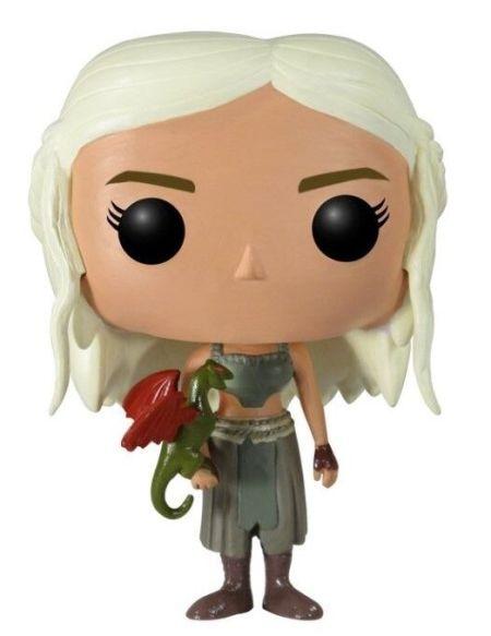 Figurine Funko Pop! Ndeg03 - Game of Thrones - Daenerys Targaryen