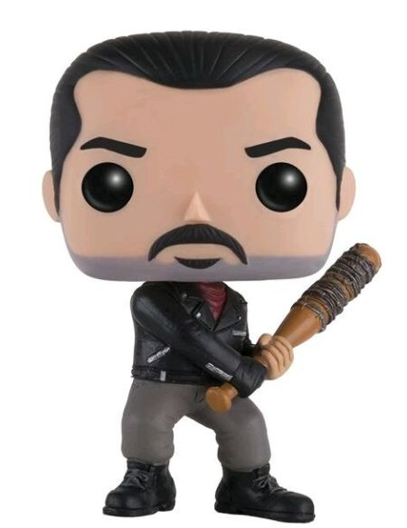 Figurine Funko Pop! Ndeg390 - The Walking Dead - Negan