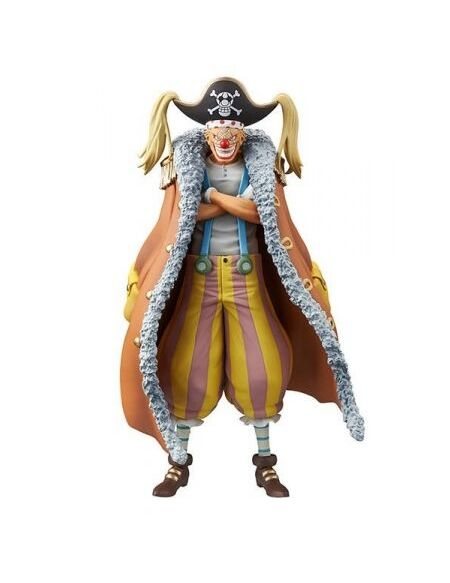 Figurine Dxf - One Piece Stampede - Baggy