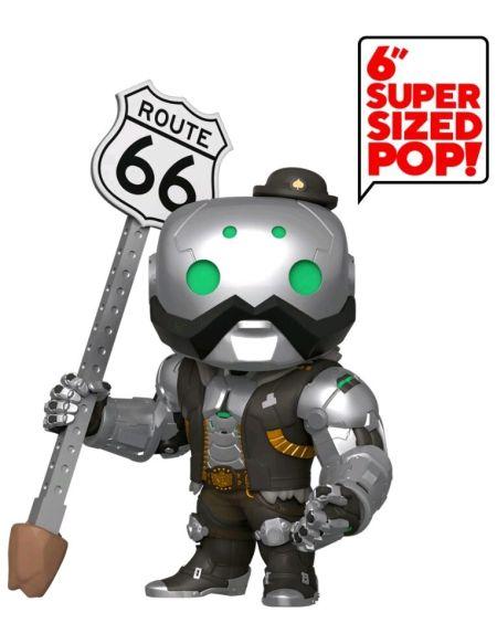 Figurine Funko Pop! Ndeg558 - Overwatch - B.o.b. 15 Cm