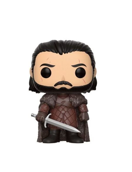 Figurine Funko Pop! N°49 - Game Of Thrones - Jon Snow