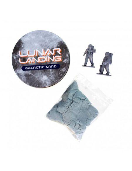 Jouet - Sol Lunaire Avec Figurines