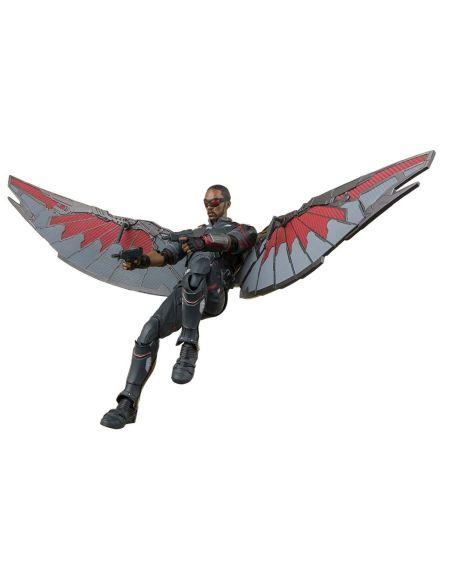 Figurine S.H.Figuarts - Avengers : Infinity War - Falcon Ailes