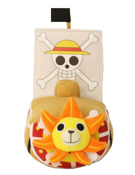 Peluche - One Piece - Thousand Sunny 25 Cm