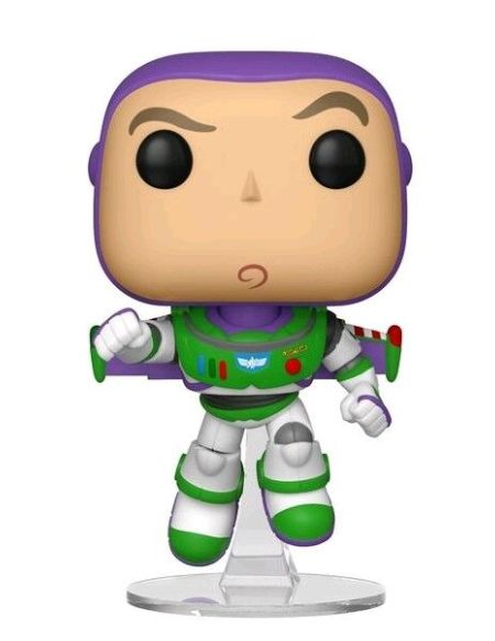 Figurine Funko Pop! N°523 - Toy Story 4 - Buzz l'éclair