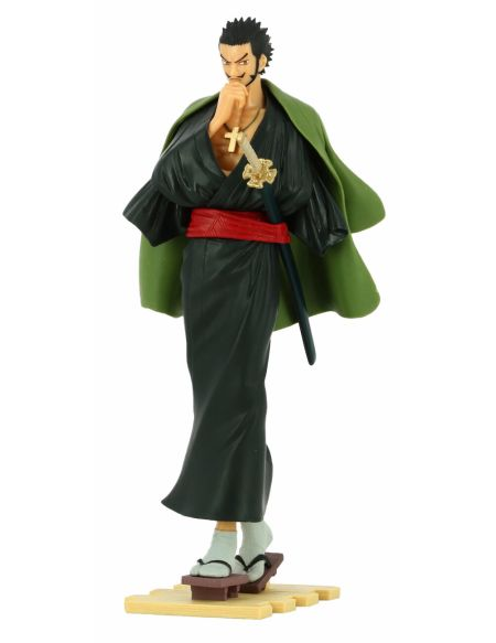 Figurine Treasure Cruise World Journey - One Piece - Dracule Mihawk
