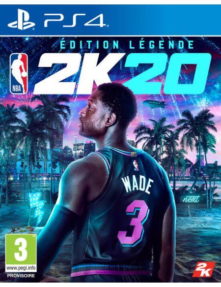 NBA 2k20 Édition Légende