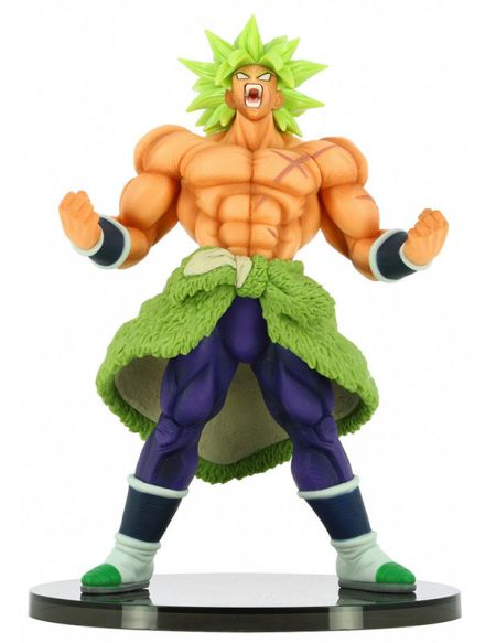Figurine Bwfc - Dragon Ball Super - Broly