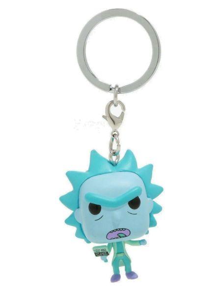Porte-clés Funko Pop! - Rick et Morty - Rick Clone