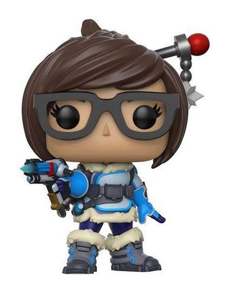 Figurine Funko Pop! N°180 - Overwatch - Mei