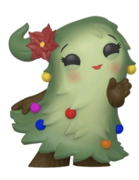Figurine Funko Pop! N°03 - Holiday - Mayor Patty Noble