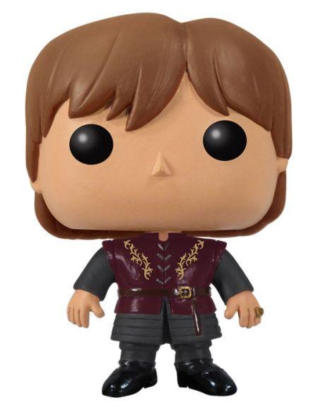 Figurine Funko Pop! Ndeg01 - Game of Thrones - Tyrion Lannister