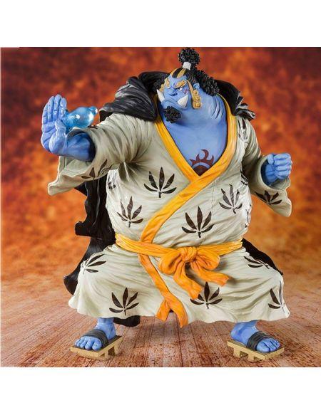 Figurine Tamashii Nations - One Piece - Zero Knight O/t Sea Jinbe