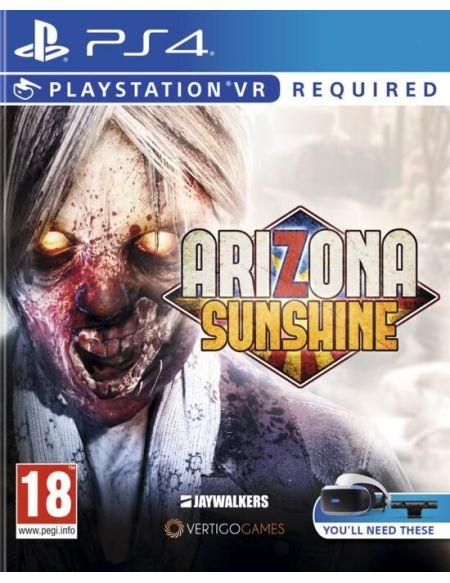 Arizona Sunshine Ps Vr