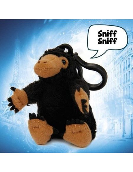 Mini Peluche Sonore - Harry Potter - Niffler