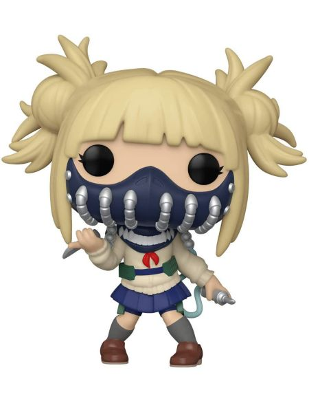 Figurine Funko Pop! - My Hero Academia - Himiko Toga Avec Masque