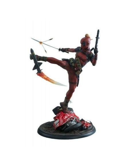 Statuette Sideshow - Marvel Comics - Lady Deadpool 56 cm