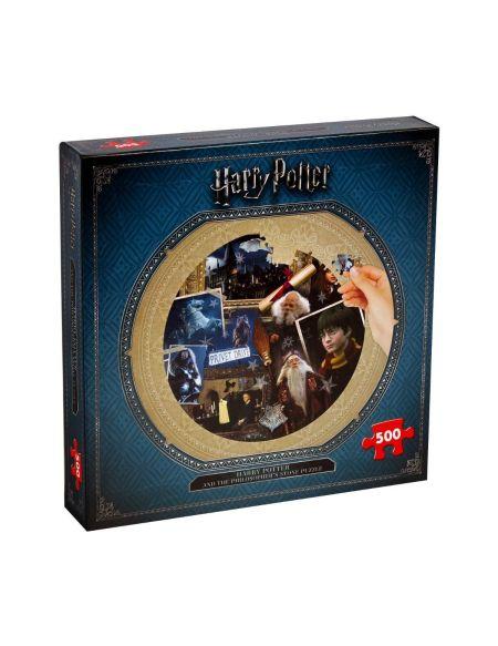 Puzzle - Harry Potter et la Pierre Philosophale - 500 pièces