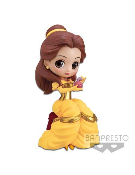 Figurine Q Posket Perfumagic - La Belle Et La Bete - Belle (version A)