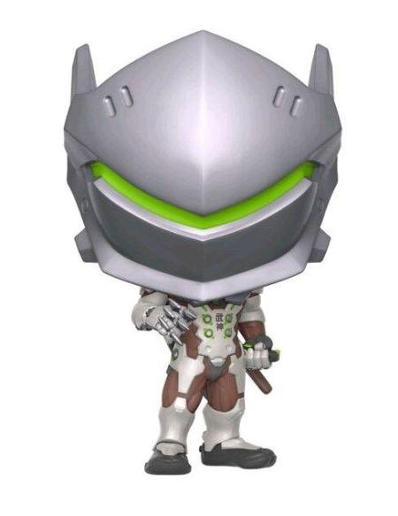 Figurine Funko Pop! Ndeg347 - Overwatch - S4 Genji