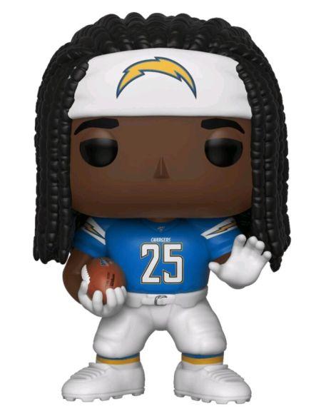Figurine Funko Pop! N°123 - NFL : Chargers - Melvin Gordon III