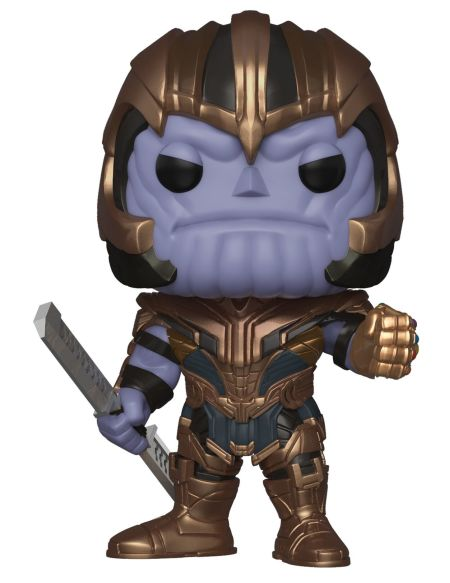 Figurine Funko Pop! Ndeg453 - Avengers Endgame - Thanos