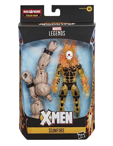 Figurine Marvel Legends - X-Men Age of Apocalypse - Sunfire - 15 cm