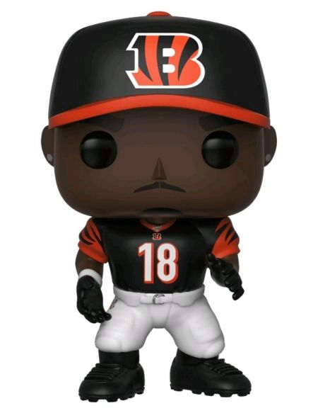 Figurine Funko Pop! N°121 - NFL : Bengals - A. J. Green
