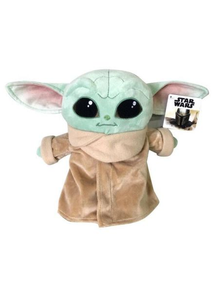 Peluche - Star Wars - The Mandalorian The Child - 25 cm