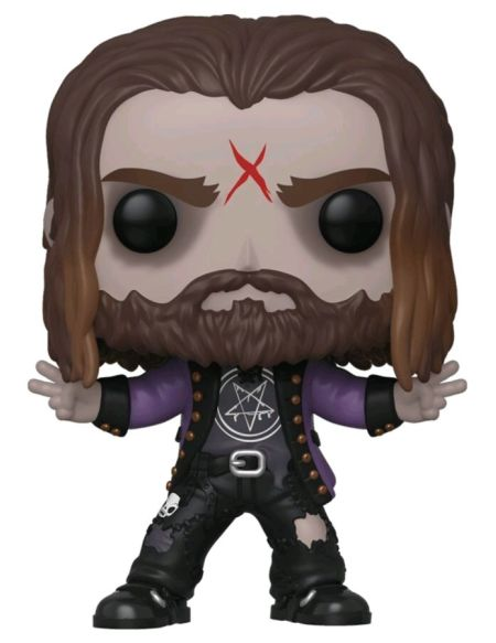 Figurine Funko Pop! Ndeg137 - Rocks - Rob Zombie