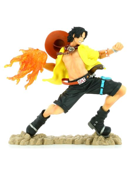 Figurine - One Piece - Portgas D Ace 20ème anniversaire