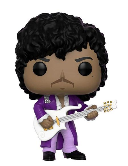 Figurine Funko Pop! N°79 - Prince - Purple Rain