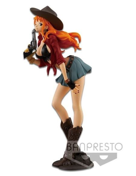 Figurine - One Piece - Treasure Cruise World Journey Vol 1 Nami