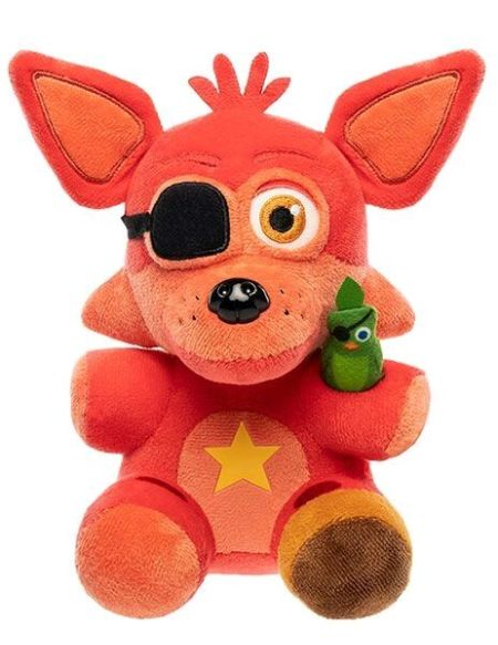 Peluche - Five Nights at Freddy's - Rockstar Foxy dans Pizza Sim