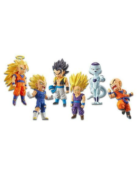 Figurine Wcf - Dragon Ball Legends - Vol.2