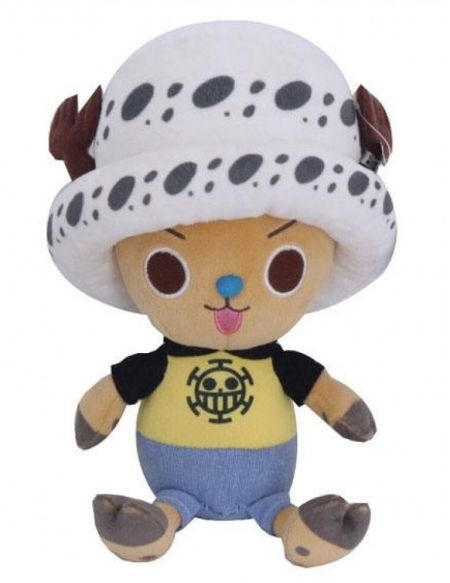 Peluche Sakami - One Piece - Chopper X Law