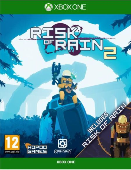 Risk Of Rain 2 (inclus Risk Of Rain 1)