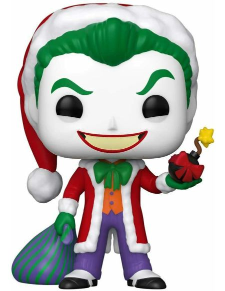 Figurine Funko Pop! - Heroes Holiday - Santa Joker