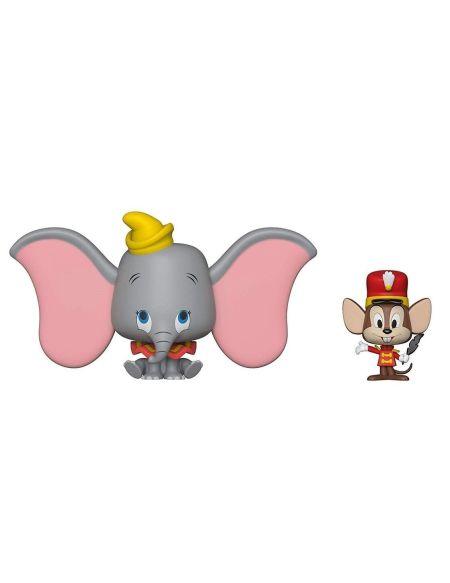 Figurine Vynl - Dumbo - Dumbo et Timothée