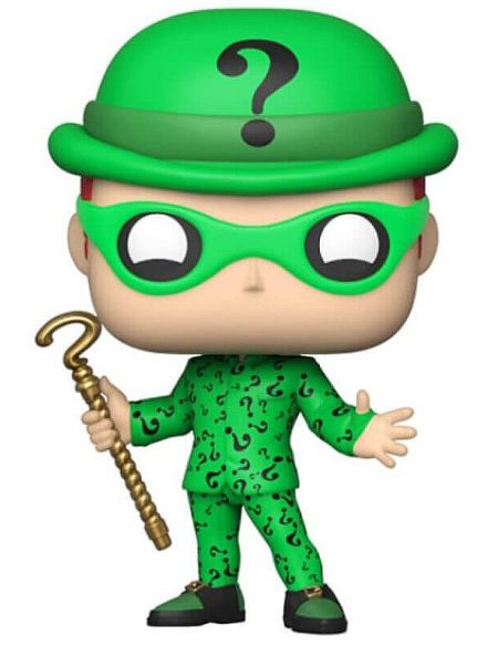 Figurine Funko Pop! N°340 - Batman Forever - Riddler