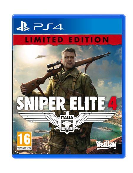 Sniper Elite 4 - Incluant DLC
