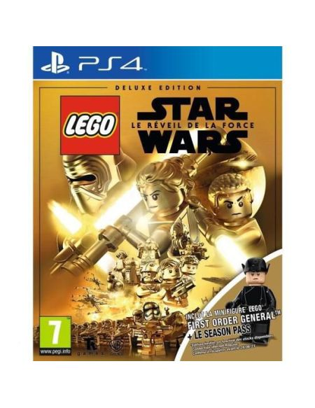LEGO Star Wars : Le Réveil de la Force - Edition Deluxe First Order General