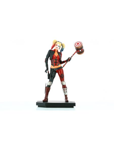 Statuette - Injustice 2 - Dc Video Game - Harley Quinn Exclusive Xx Cm