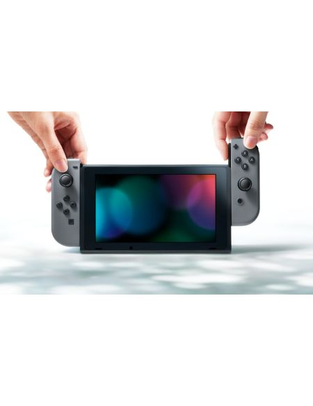 Nintendo Switch avec une paire de Joy-Con