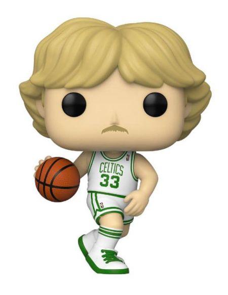Figurine Funko Pop! N°77 - NBA Legends - Larry Bird (celtics Home)