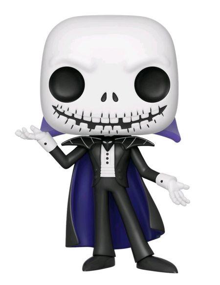 Figurine Funko Pop! N°598 - L'etrange Noel De Monsieur Jack - S6 Jack Vampire