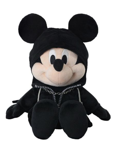 Peluche - Kingdom Hearts - Roi Mickey