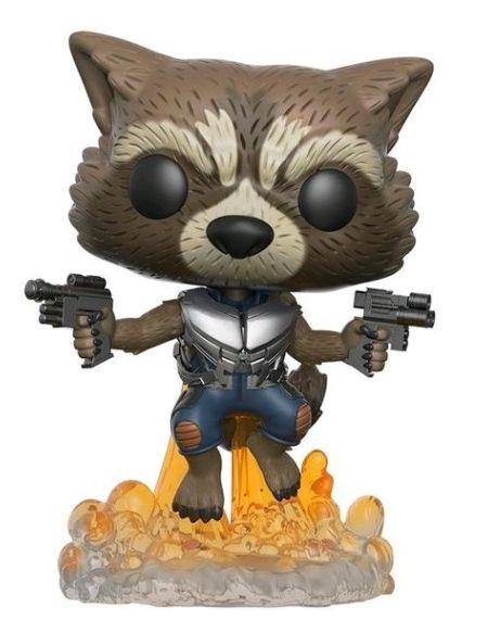 Figurine Funko Pop! N°201 - Les Gardiens de la Galaxie 2 - Rocket